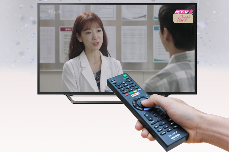 Internet Tivi Sony 55 inch KDL-55W650D - Truyền hình kỹ thuật số miễn phí