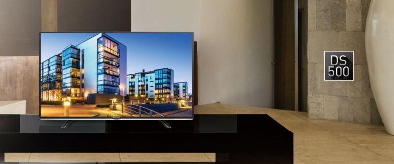 Smart Tivi Panasonic 40 inch TH-40DS500V-Kiểu dáng sang trọng với viền kim loại mạnh mẽ