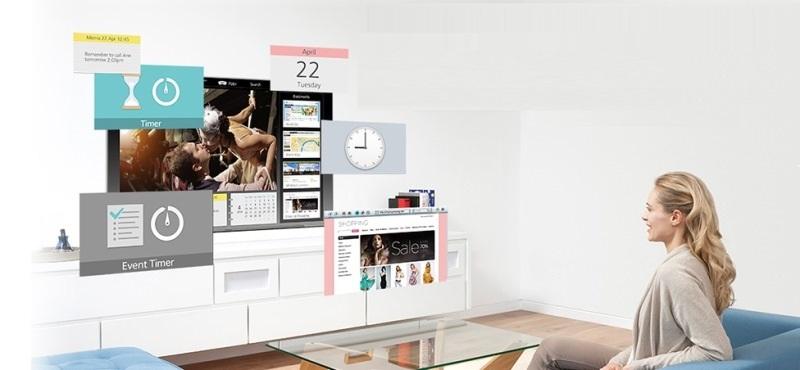 Smart Tivi Panasonic 40 inch TH-40DS500V-Dễ dàng truy cập thế giới giải trí với kho ứng dụng đa dạng