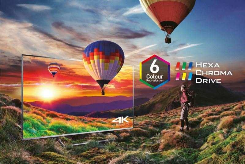 Smart Tivi Panasonic 65 inch TH-65DX700V-Hình ảnh có màu sắc sống động với chất lượng tuyệt hảo