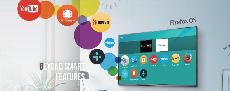 Smart Tivi Panasonic 65 inch TH-65DX700V-Firefox OS