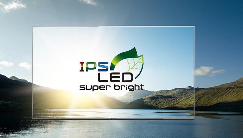 Tivi Panasonic 49 inch TH-49D410V - Công nghệ IPS LED tăng cường độ sáng