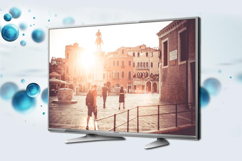 Smart Tivi Panasonic 55 inch TH-55DX650V - Thiết kế ấn tượng