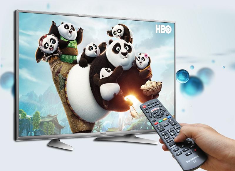 Smart Tivi Panasonic 55 inch TH-55DX650V - Truyền hình kỹ thuật số không cần đầu thu