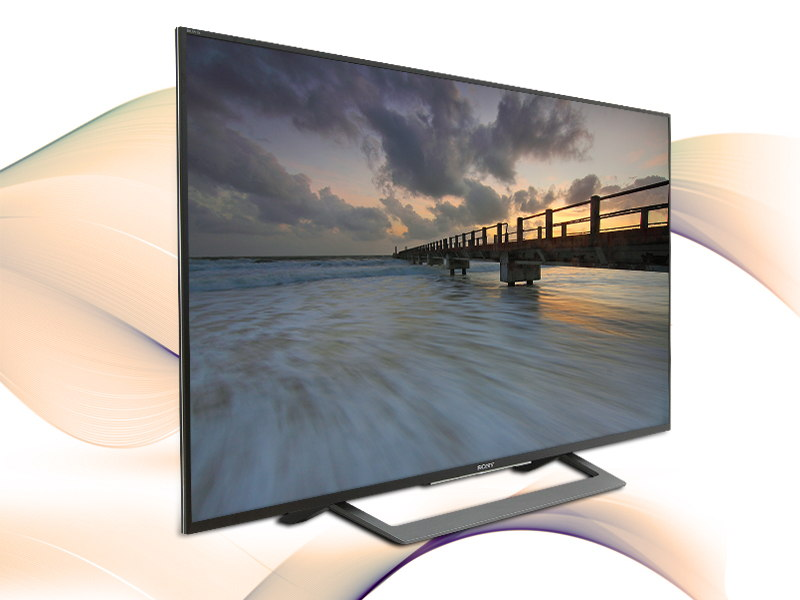 Android Tivi Sony 49 inch KD-49X8000D-Thiết kế đẹp