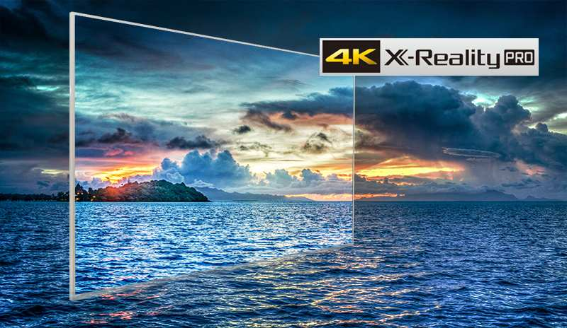 Android Tivi Sony 49 inch KD-49X8000D/S-4K X-Reality