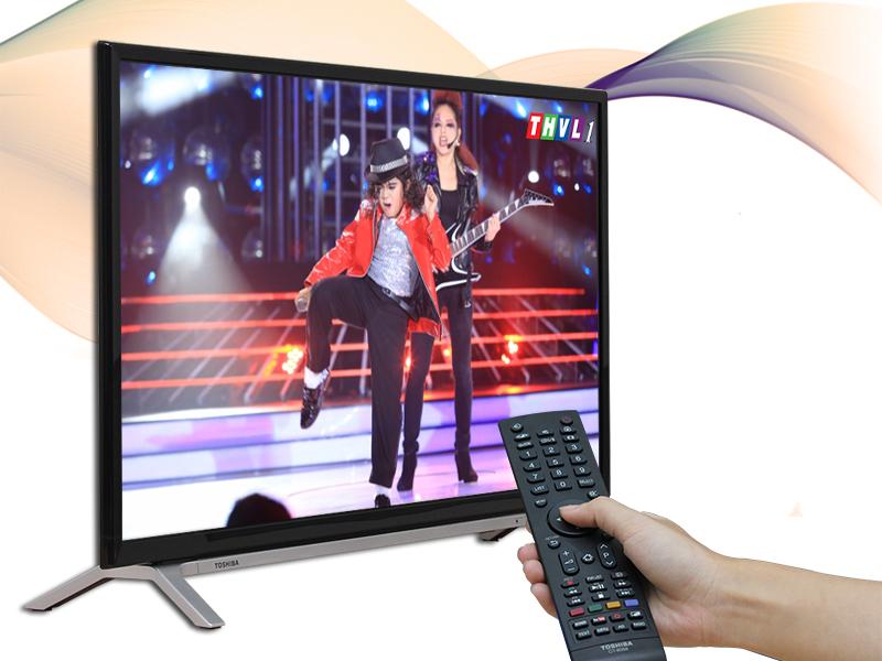 Smart Tivi Toshiba 32 inch 32L5650 - DVB-T2
