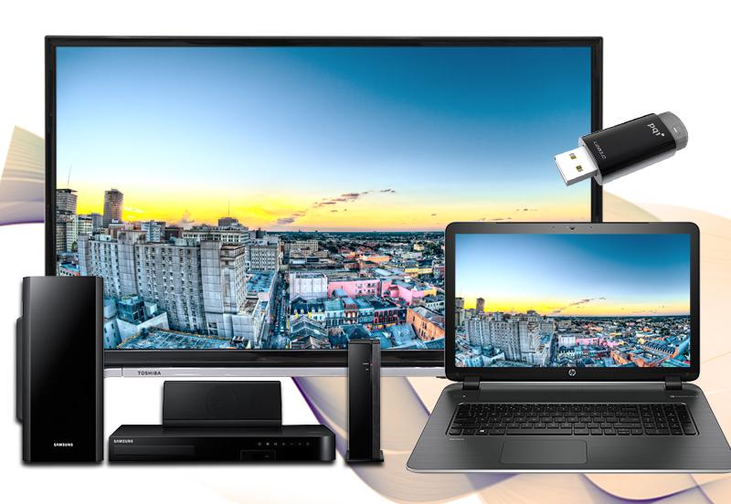 Smart Tivi Toshiba 32 inch 32L5650 - Kết nối