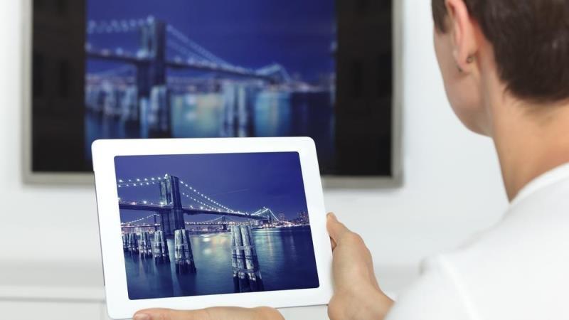 Smart Tivi Toshiba 40 inch 40L5650-Screen Mirroring