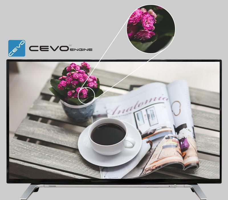 Smart Tivi Toshiba 43 inch 43L5650 - Hình ảnh chi tiết, sống động