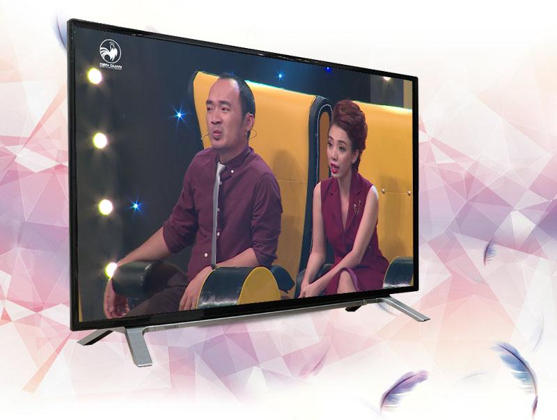Smart Tivi Toshiba 43 inch 43L5650 - Tích hợp đầu thu kỹ thuật số