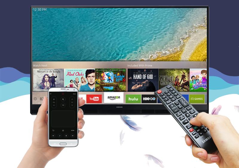 Smart Tivi Samsung 32 inch UA32K5300 - Điều khiển tivi bằng điện thoại