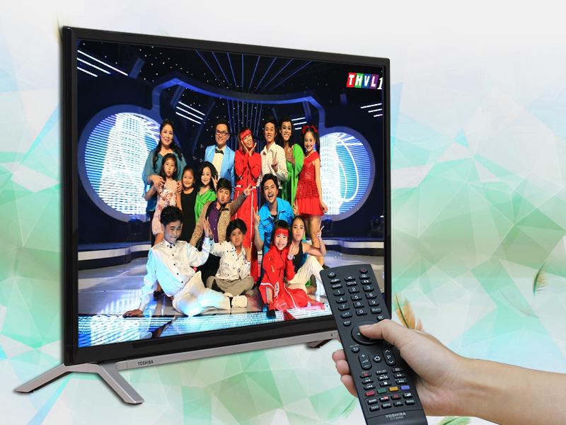 Smart Tivi Toshiba 49 inch 49L5650 - Truyền hình kỹ thuật số
