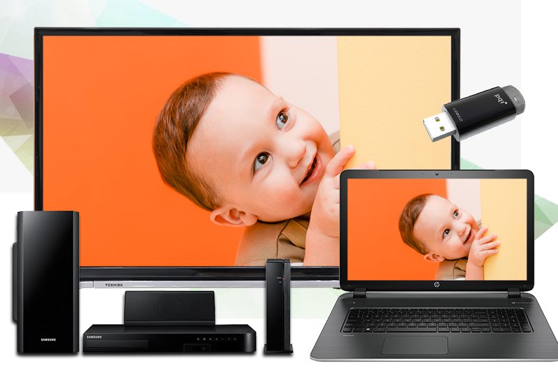 Smart Tivi Toshiba 49 inch 49L5650 - Cổng kết nối