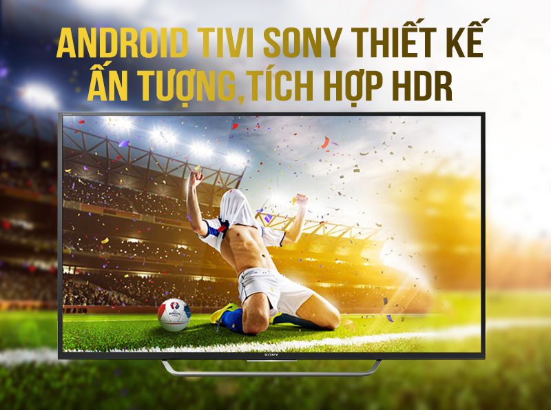 Android Tivi Sony 49 inch KD-49X7000D