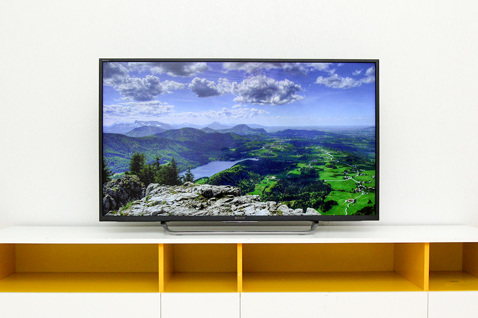 Android Tivi Sony 49 inch KD-49X7000D hình 1