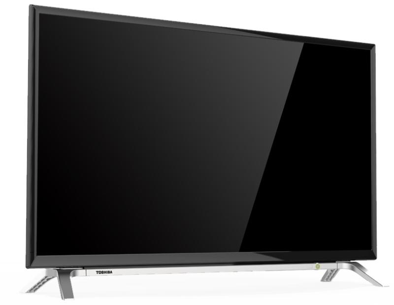 Smart Tivi Toshiba 55 inch 55L5650-Thiết kế