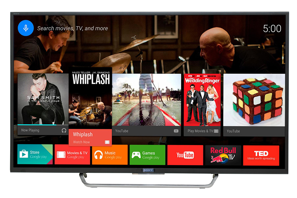Android Tivi Sony 55 inch KD-55X7000D hình 2