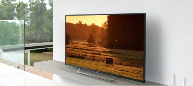 Android Tivi Sony 65 inch KD-65X7500D-Thiết kế