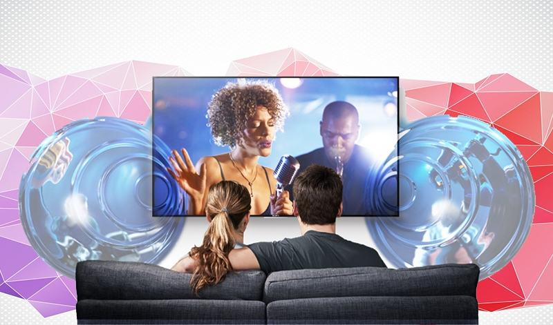 Android Tivi Sony 65 inch KD-65X7500D-Âm thanh
