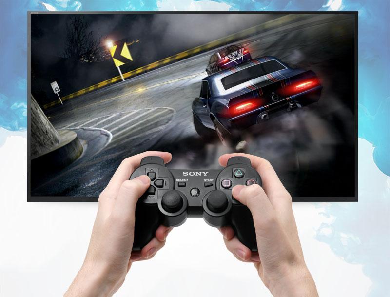 Android Tivi Sony 65 inch KD-65X7500D - Kết nối tay cầm chơi game