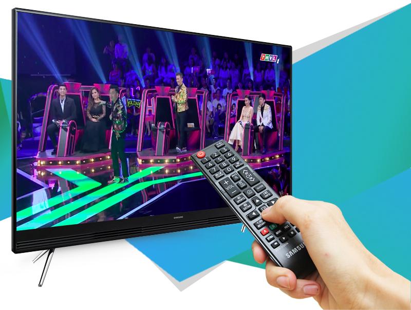 Smart Tivi Samsung 43 inch UA43K5300 - Truyền hình kỹ thuật số