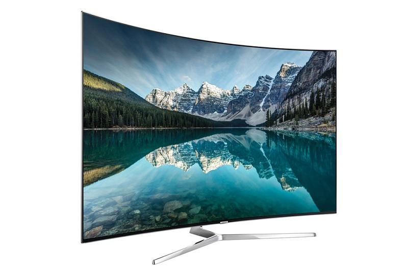 Smart Tivi Samsung 88 inch UA88KS9800 – Thiết kế màn hình cong đẳng cấp