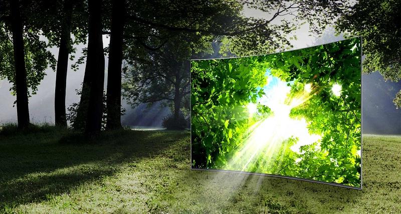 Smart Tivi Samsung 88 inch UA88KS9800 – Khả năng hiển thị ấn tượng