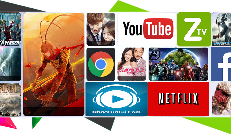 Smart Tivi Samsung 88 inch UA88KS9800  - Kho giải trí đa dạng