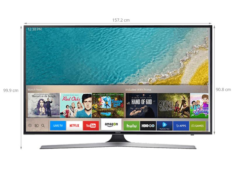 Thông số kỹ thuật Smart Tivi Samsung 70 inch UA70KU6000