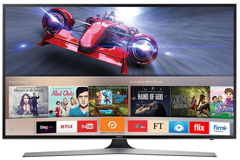 Smart Tivi Samsung 70 inch UA70KU6000 - Thiết kế hiện đại, cá tính