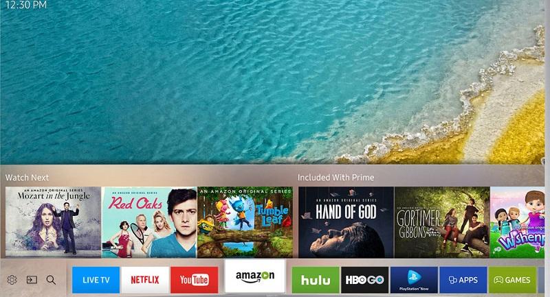 Smart Tivi Samsung 78 inch UA78KS9800 - Đáp ứng các nhu cầu giải trí