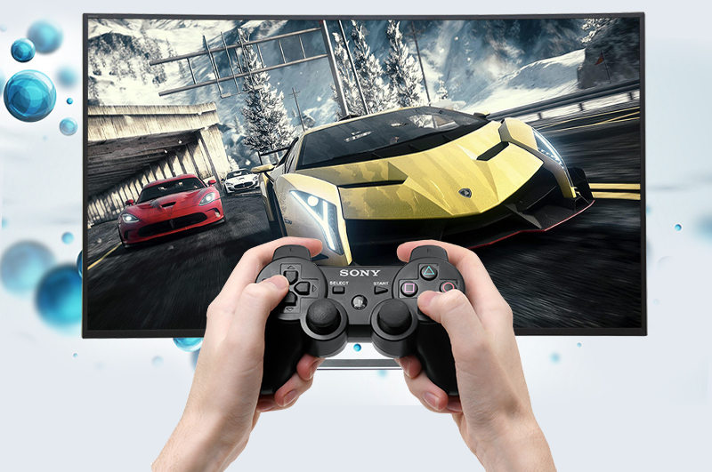 Android Tivi Sony Cong 50 inch KD-50S8000D - Kết nối tay cầm chơi game