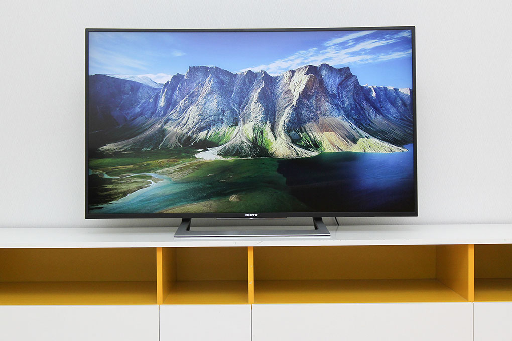 Android Tivi Sony Cong 50 inch KD-50S8000D hình 1