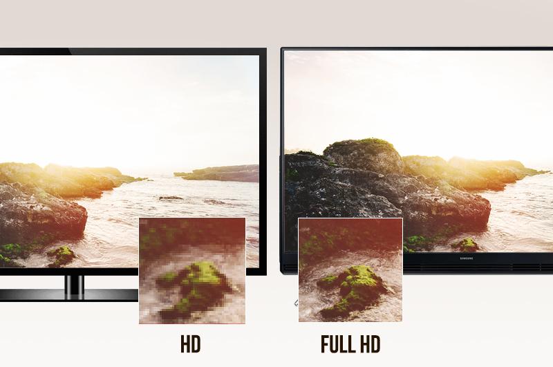 Smart Tivi Samsung 55 inch UA55K5300 - Độ nét Full HD