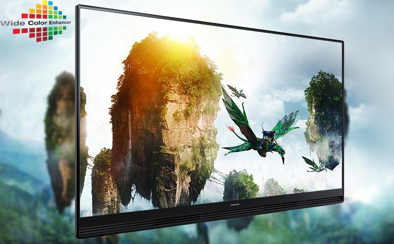 Smart Tivi Samsung 55 inch UA55K5300 - Màu sắc phong phú