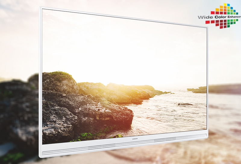 Smart Tivi Samsung 43 inch UA43K5310 - Màu sắc phong phú