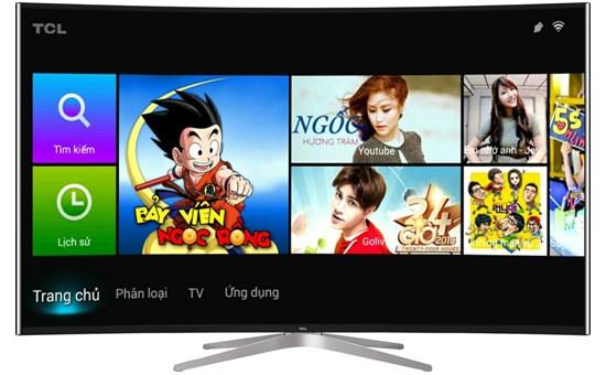 "Smart TV TCL 65"""