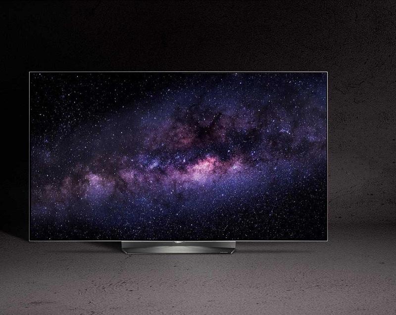 Smart Tivi OLED LG 55 inch 55B6T – Thiết kế siêu mỏng ấn tượng