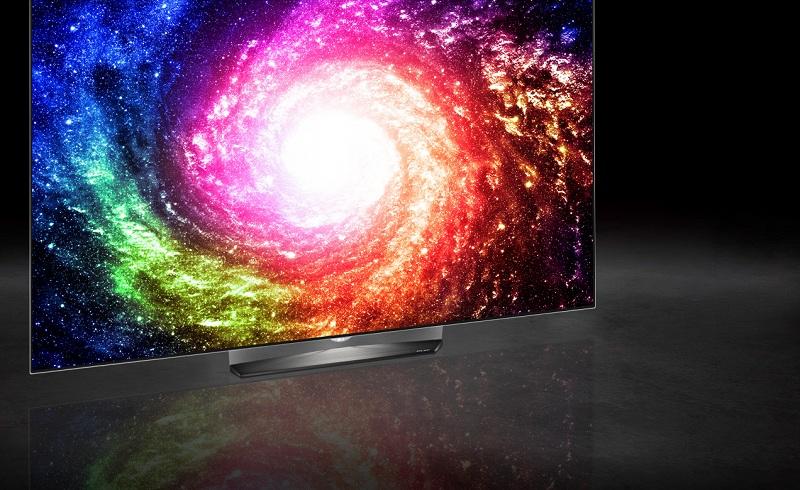 Smart Tivi OLED LG 55 inch 55B6T – Màu sắc phong phú, rực rỡ