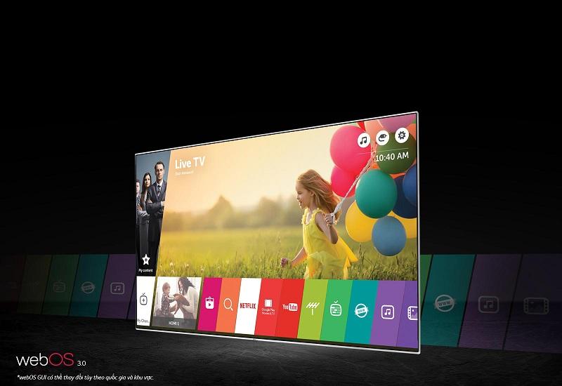 Smart Tivi OLED LG 55 inch 55B6T – Nhiều tiện ích giải trí hấp dẫn
