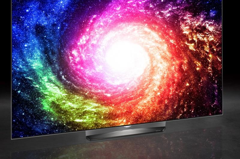 Smart Tivi Cong OLED LG 55 inch 55C6T – Khả năng hiển thị vượt trội