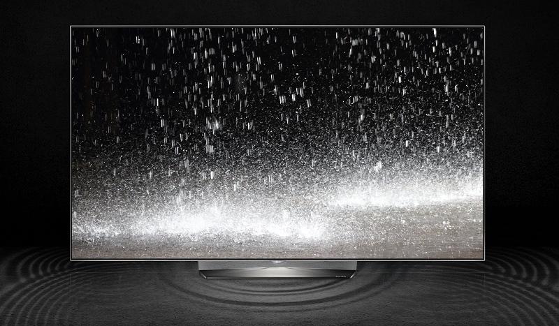 Smart Tivi Cong OLED LG 55 inch 55C6T – Âm thanh chất lượng, cuốn hút