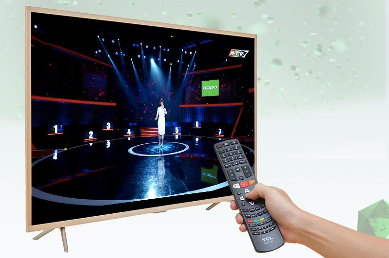 Smart Tivi TCL 49 inch L49Z2 - Truyền hình kỹ thuật số