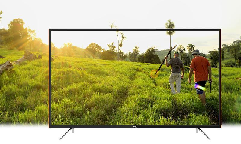Smart Tivi TCL 32 inch L32S6100 - Công nghệ ánh sáng tự nhiên