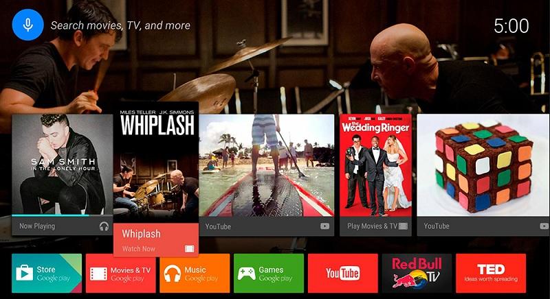 Android Tivi Sony 43 inch KD-43X8000E - Hệ điều hành dễ sử dụng
