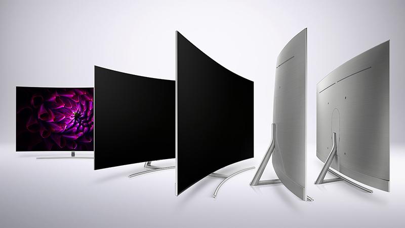 Viền màn hình siêu mỏng tối giản, tinh tế