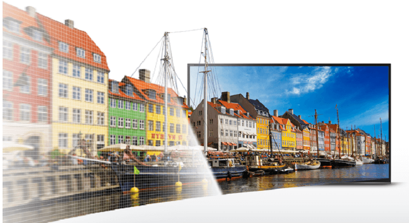 Tivi LED Sony 32 inch KDL-32W610E – HDR