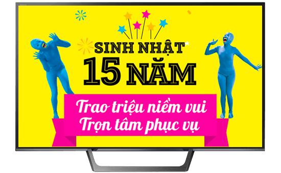 "Smart TV SONY 40"""