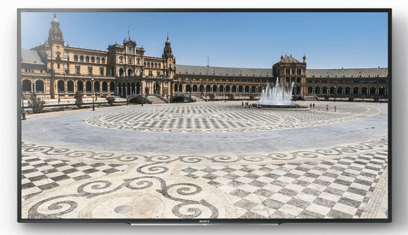 Internet Tivi Sony 49 inch KDL-49W660E - Hình ảnh rõ ràng, chi tiết